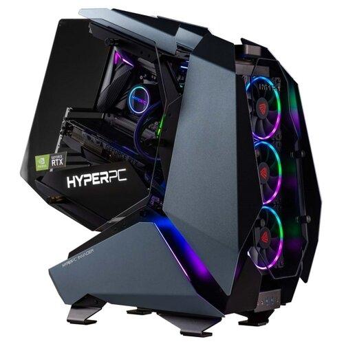 Игровой компьютер HYPERPC CONCEPT 4 M2 Intel Core i7-11700KF/64 ГБ/1 ГБ SSD+4 ТБ HDD/NVIDIA GeForce RTX 3080/Windows 10 Home серый