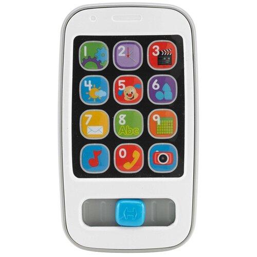 Фото - Развивающая игрушка Fisher-Price Умный телефон (CDF61) развивающая игрушка fisher price веселые ритмы бибо бибель fcw42