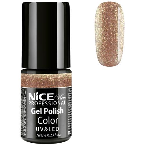 Купить Гель-лак для ногтей Nice View UV&LED, 7 мл, GL-82