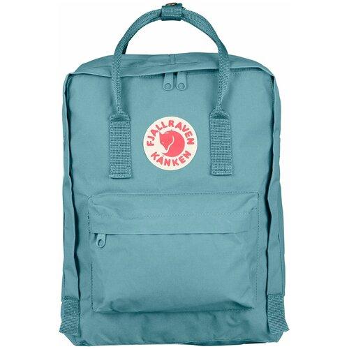 Городской рюкзак Fjallraven Kånken 16, sky blue городской рюкзак fjallraven re kånken 16 un blue