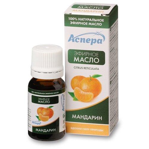 Аспера эфирное масло Мандарин, 10 мл