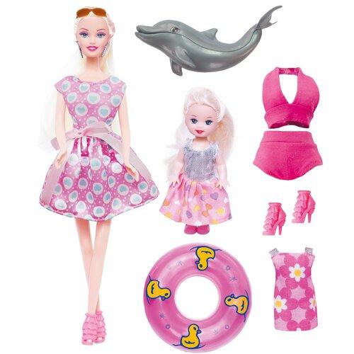 Фото - Набор кукол Toys Lab Ася Морское приключение 35103 куклы и одежда для кукол toys lab набор кукла ася морское приключение