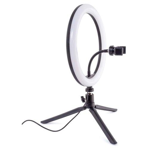 Фото - Осветитель Rekam RL-26 LED Table Kit, для смартфона, 11 Вт, 3000 / 5800 К rekam rb 4003 kit
