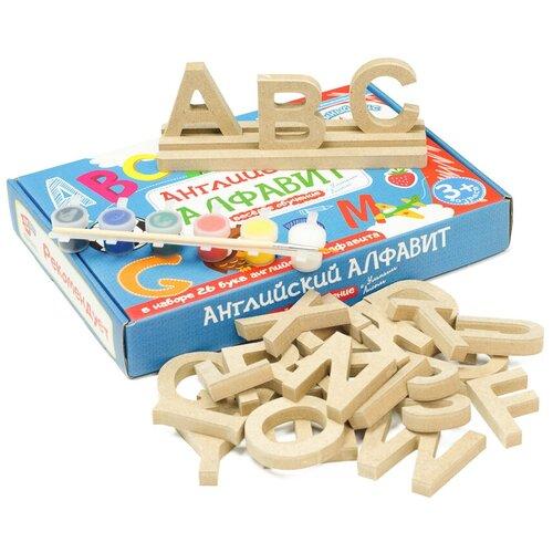 Купить Обучающий набор Умный лис Английский алфавит, Обучающие материалы и авторские методики
