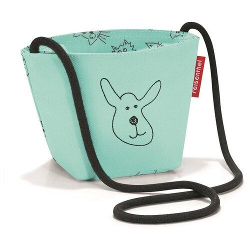 Сумка детская minibag cats and dogs mint