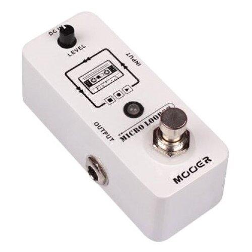 Mooer Micro Looper Гитарная педаль Looper