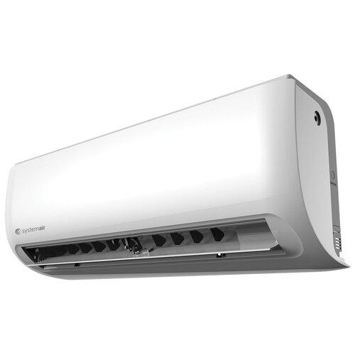 Настенная сплит-система Systemair Wall Smart 09 V4 HP Q белый