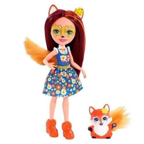 Кукла Enchantimals с питомцем Felicity Fox & Flick