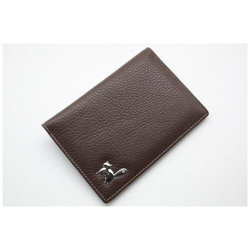 Женская кожаная обложка для паспорта Sergio Valentini СВ 8030-005/2