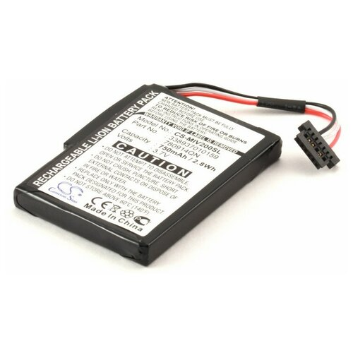 Аккумулятор для GPS-навигатора Mitac Mio Moov 200, 300, 360, 380