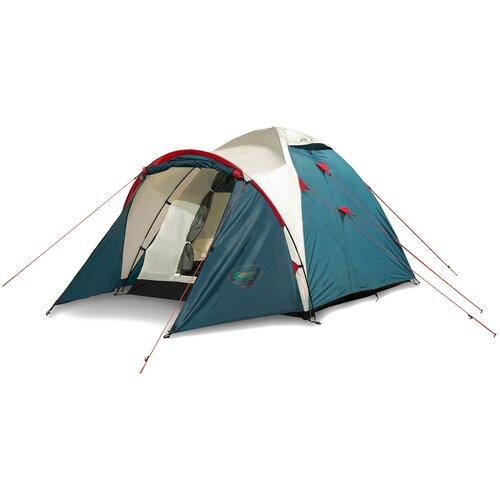 Фото - Палатка CANADIAN CAMPER KARIBU 4 (цвет royal дуги 9,5 ммl) палатка canadian camper rino 3 цвет forest