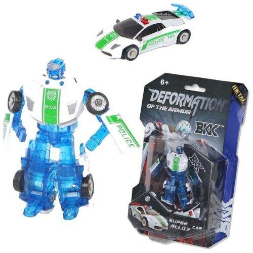 Купить Трансформер YAKO Y3686108-2, Роботы и трансформеры
