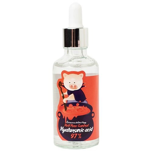 Купить Elizavecca Witch-Piggy Hell-Pore Control Hyaluronic Acid 97% сыворотка для лица с гиалуроновой кислотой, 50 мл
