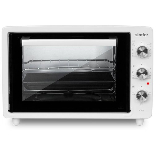 мини печь simfer m3540 Мини-печь Simfer M3411, белый