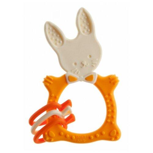сумка roxy roxy ro165bwvof20 Прорезыватель ROXY-KIDS Bunny горчичный
