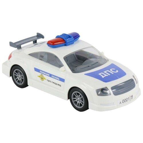 Легковой автомобиль Полесье ДПС Казань в коробке (66107), 26.8 см