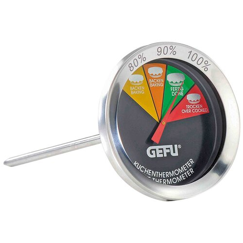 Фото - Термометр со щупом Gefu для выпечки Messimo 21810 термометр для жарки электронный темпере gefu 21840