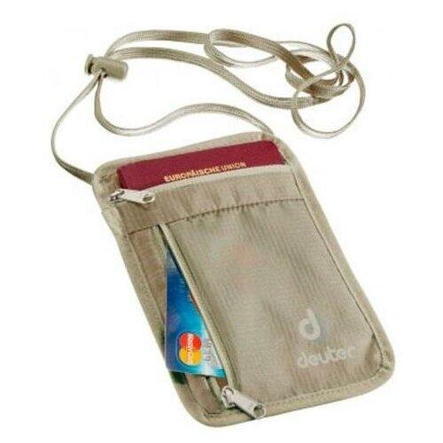 Кошелек Deuter Security Wallet I Sand