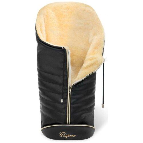 Фото - Конверт-мешок Esspero Cosy Lux 90 см black конверт мешок esspero cosy lux 90 см black