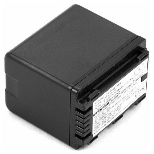 Фото - Усиленный аккумулятор для Panasonic VW-VBT380 (3400mAh) аккумулятор ibatt ib b1 f457 3400mah для panasonic vw vbt190 vw vbt380 vw vby100 vw vbt380e k