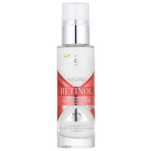 Купить Bielenda Neuro Retinol Нейропептидная омолаживающая сыворотка день/ночь для лица, 30 мл