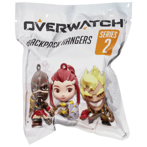 Брелок Blizzard Entertainment Overwatch Backpack Hangers - Series 2