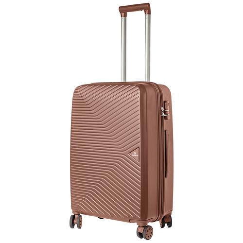 Турецкий чемодан Delvento модель Prism Rose 69 см, 66л