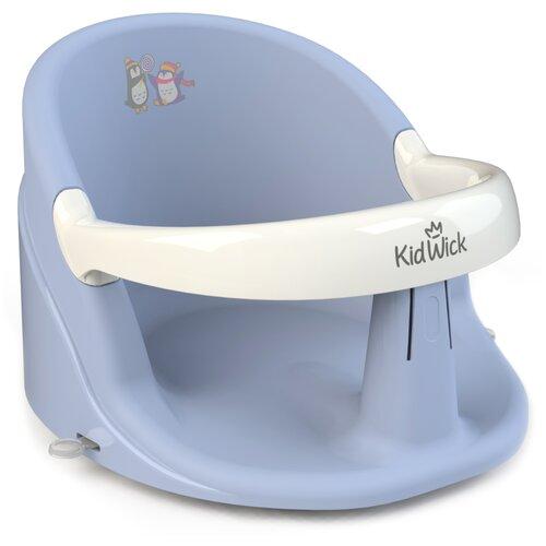Сиденье для купания Kidwick Немо фиолетовый/белый