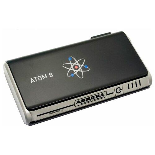 Пусковое устройство Aurora Atom 8 черный/серебристый
