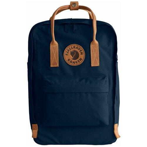 Фото - Городской рюкзак Fjallraven Kånken No.2 Laptop 15 18, navy рюкзак fjallraven kånken no 2 laptop 15 black edition 18 черный