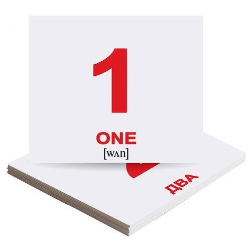Фото - Набор карточек Вундеркинд с пелёнок Мини-40. Numbers/Числа 10x8 см 40 шт. набор карточек вундеркинд с пелёнок мини 40 праздники 10x8 см 40 шт