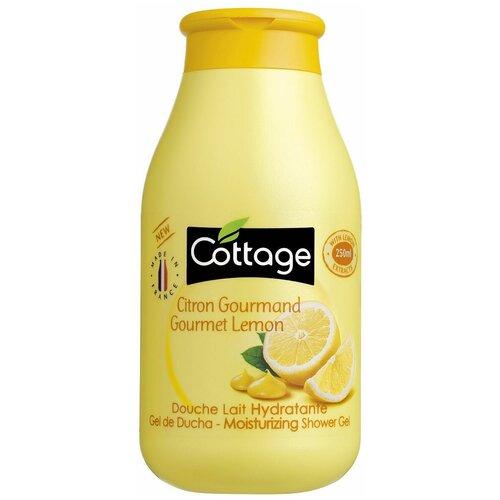 Купить Молочко для душа Citron Gourmand, 250 мл, Cottage