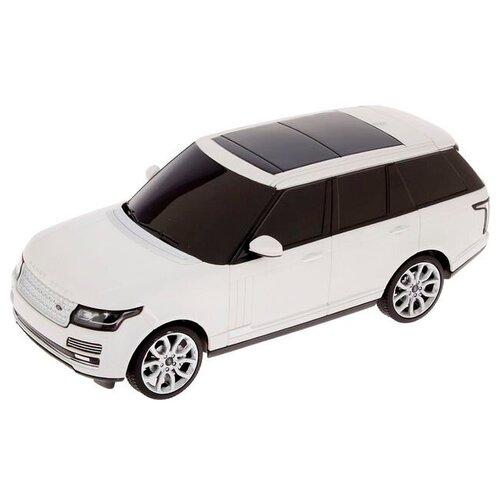 Легковой автомобиль Rastar Land Rover Range Rover Sport 2013 (48500) 1:24 белый легковой автомобиль rastar land rover discovery 3 21900 1 14 черный