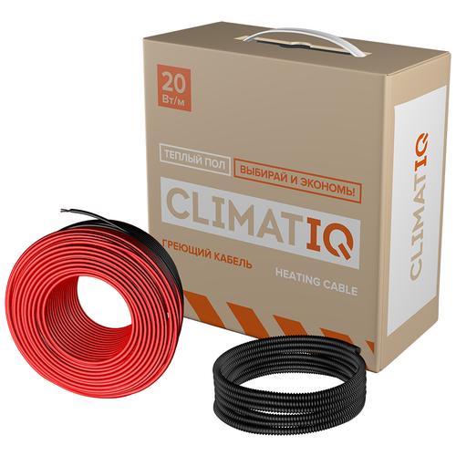 Греющий кабель CLIMATIQ CABLE 60 m