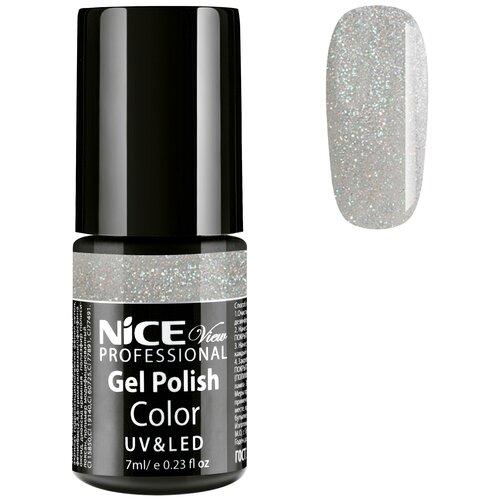 Купить Гель-лак для ногтей Nice View UV&LED, 7 мл, GL-87