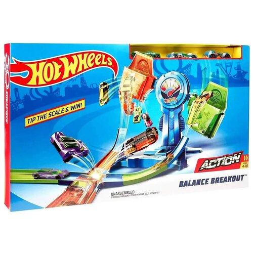 Трек Hot Wheels Balance breakout FRH34