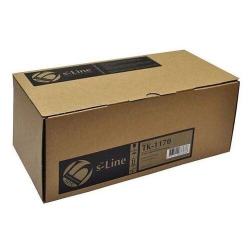 Фото - Картридж Булат s-Line TK-1170, совместимый тонер картридж булат s line 43865740 43865708 для oki c5650 чёрный 8000 стр универсальный