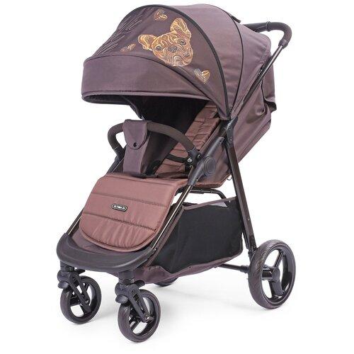 Фото - Прогулочная коляска Happy Baby Ultima V2 X4, Dog прогулочная коляска happy baby umma pro coral
