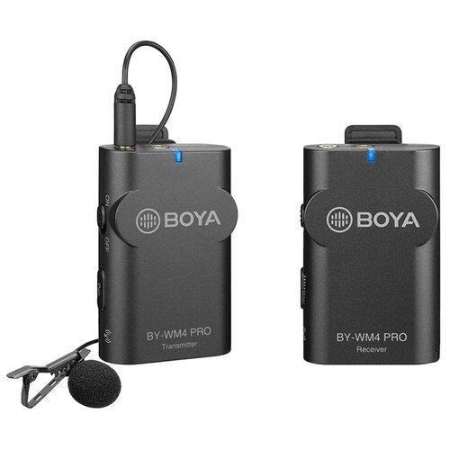 Беспроводная система Boya BY-WM4 Pro-К1, цифровая, 2.4 ГГц