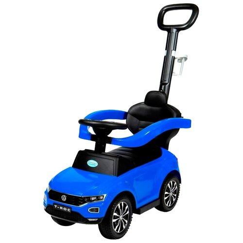 Каталка-толокар Barty S10 Volkswagen T-ROC синий