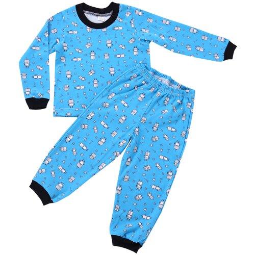 Купить Пижама детская (интерлок) П808Р (104 рост), Toontex, Домашняя одежда