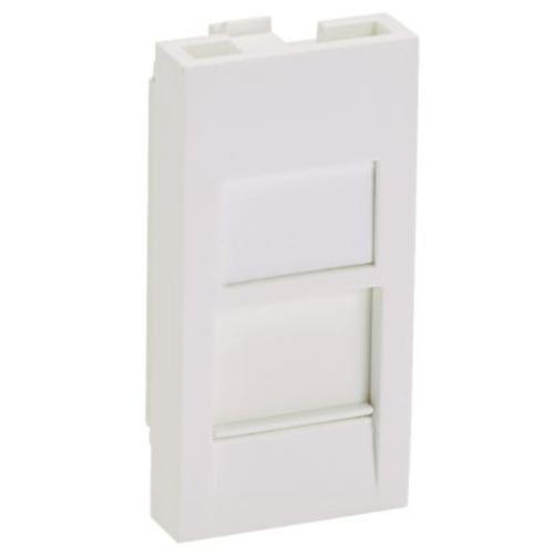 Вставка Panduit CFA1FSAW-X белый 1 шт.