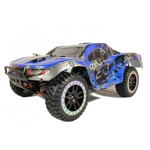 Купить Внедорожник Remo Hobby EX3 Upgrade 1:10 47.5 см синий, Радиоуправляемые игрушки