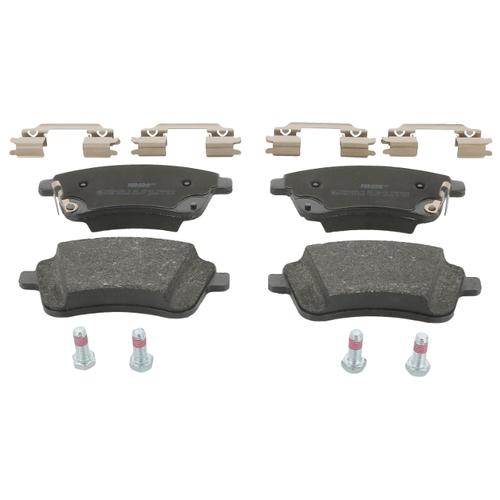 Фото - Дисковые тормозные колодки передние Ferodo FDB4339 для Kia Venga (4 шт.) дисковые тормозные колодки передние ferodo fdb1639 для toyota subaru 4 шт