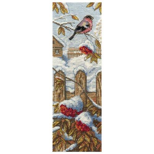 Купить Klart Набор для вышивания Снегирь 10 х 30 см (8-088), Наборы для вышивания