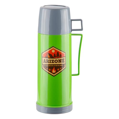Классический термос Arizone 27-210440, 0.45 л зелeный