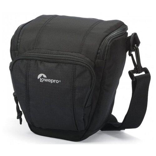 Фото - Сумка для фотокамеры Lowepro Toploader Zoom 45 AW II черный сумка для фотокамеры continent ff 03 черный