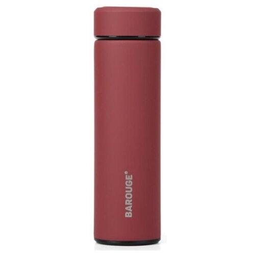 Термобутылка Barouge BT-002, 0.45 л красный
