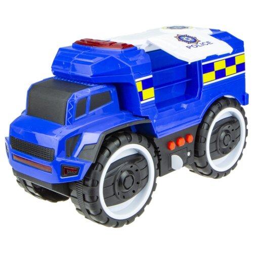Купить Грузовик 1 TOY Экстренные службы (Т16948) 20 см синий, Машинки и техника