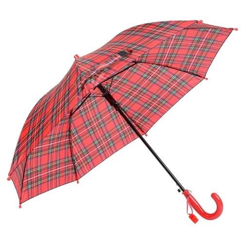 Зонт-трость Rain Lucky 911-6 LACY, детский со свистком